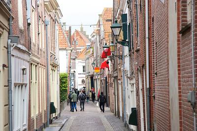 Site-seeing in Alkmaar