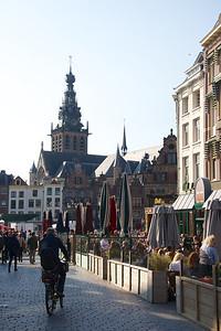 The city of Nijmegen, Hollands oldest city