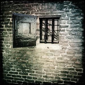 Window of one of the oldest buildings in Nijmegen