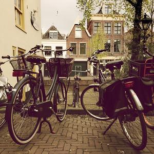 Walking Alkmaar
