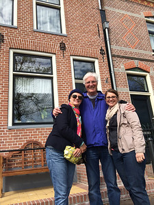 Searching for Pop's birth place in Blokzijl