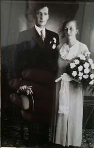 Opa and Oma Reitsma