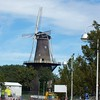 Windmills are still in use all over Holland. This one is in the middle of Leiden.