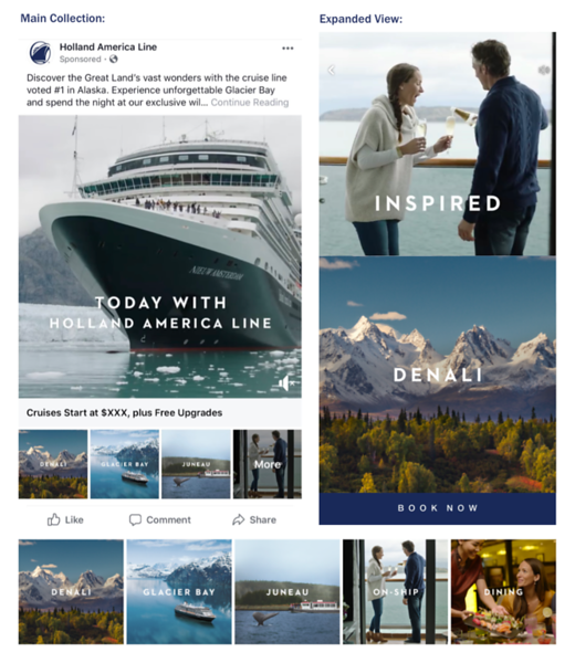 We The Explorers - Alaska Collection Ad