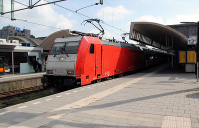 1) 186 121 at Rotterdam Centraal on 10th July 2011