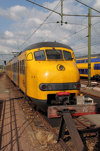457 at Roosendaal on 9th July 2011