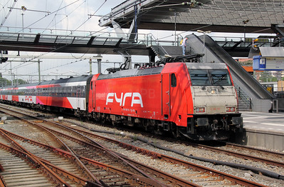 186 116 at Rotterdam Centraal on 10th July 2011