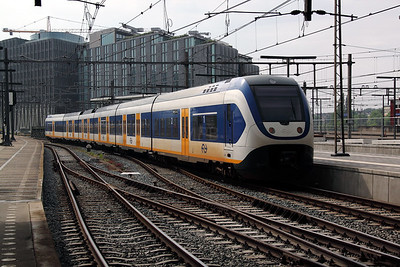 2601 at Amsterdam Central on 11th June 2012