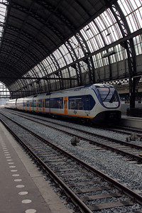 2) 2466 (NL NS 94 84 4951 066-8) at Amsterdam Central on 11th June 2012