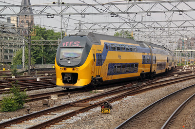 9405 at Amsterdam Central on 11th June 2012
