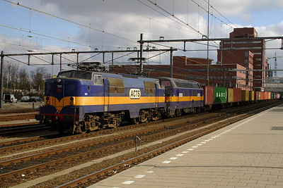 ACTS, 1251 at Amersfoort on 9th March 2004