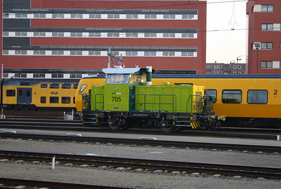 2) 705 at Zwolle on 3rd March 2004