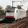 BLS, 186 104 (94 80 6186 104-6 D-Rpool) at Eindhoven Beukenlaan on 30th September 2014 (4)