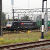 SBB, ES 64 F4 107 (91 80 6189 107-6 D-DISPO) at Waalhaven Zuid Yard on 29th September 2014