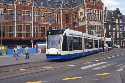 GVB 2075 Centraal Amsterdam Jul 03