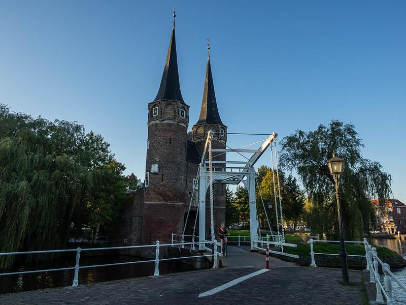 View of Oostpoort