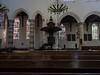 Photos inside the Oude Kerk (Old Church) of Delft