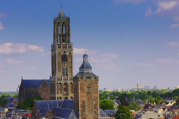 Dutch City Scapes