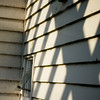 shadows on siding