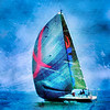 """Texture by <a href=""""http://www.flickr.com/photos/28481088@N00/collections/72157611382086176/"""">Tanakawho</a>  How refreshing to lay the competitiveness aside and sail for the sheer joy of it."""