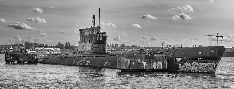 Old Submarine