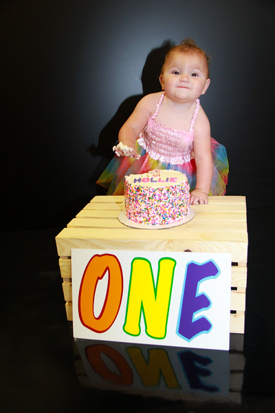 Hollie Turns ONE
