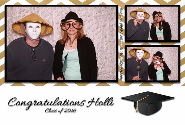 Holli's Graduation