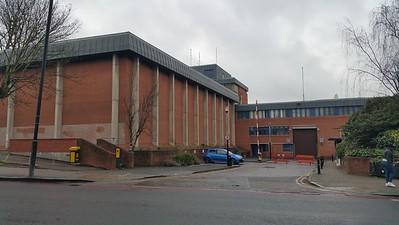 HM Prison Holloway 2017