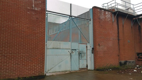 Tasty bit of secure gate