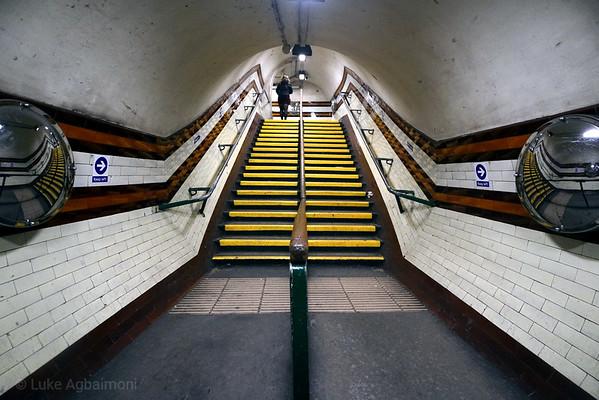 Holloway Road Station
