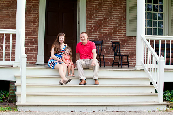 Holly, Ben & Audrey Smith - Summer '14