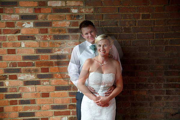 Holly & David - Cottesmore Hotel