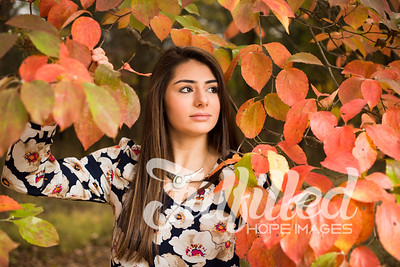 Holly Forbes Fall Senior Shoot (2)