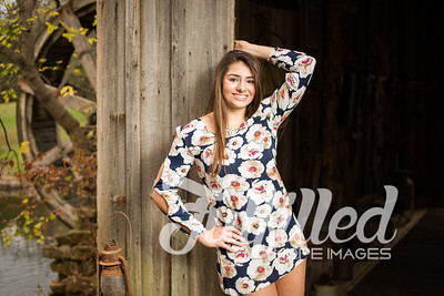 Holly Forbes Fall Senior Shoot (15)