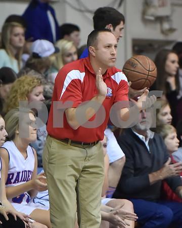 Holly HIll Academy Basketball 2015-2016