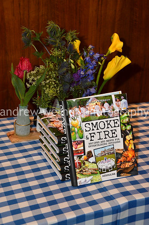 Holly Peterson Smoke and Fire Book Release Party 5.19.16