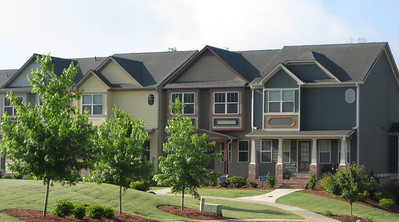 Holly Commons Townhomes Holly Springs GA