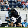 Hoggard defeated Holly Springs in overtime 13 to 12 in the first round of the NCHSAA Boy's Lacrosse State Championship tournament at Hoggard High School in Wilmington, NC on Friday night April 29, 2011.