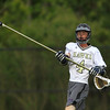 Cardinal Gibbons JV visits Holly Springs Thursday night April 18, 2013. (Photo by Jack Tarr)