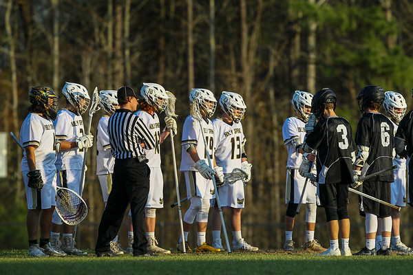 Jack Britt vs HSHS 3-13-18