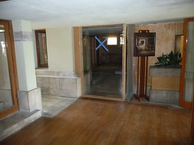 12.  Hollyhock House, August 2011