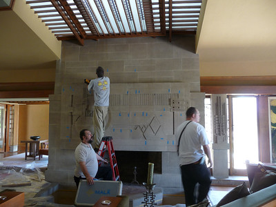 3.  Hollyhock House, Supplemental Historic Structure Report - 2009