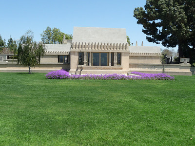 1.  Hollyhock House, The Early Years - 2005 to 2008