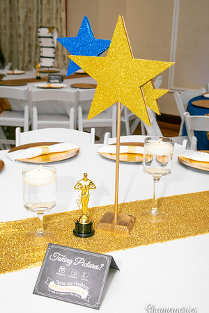 Hollywood Babyshower By Grace Events