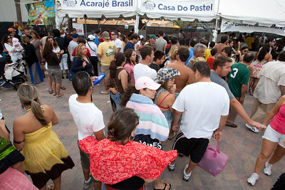 2009 Brazil on the Beach featuring Daniela Mercury