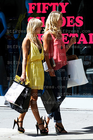 Exclusive__ Cast of TV Reality Hollywood Girls in los Angeles, California.