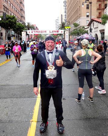 Hollywood Half Marathon Charity Run April 9, 2016