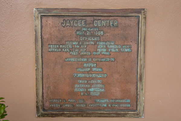 Hollywood Jaycee Hall