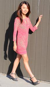 beautiful la woman model 1361..
