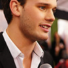 War Horse star Jeremy Irvine at the premiere in NYC